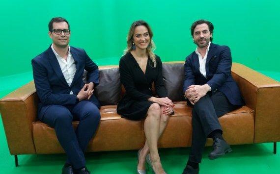 """Dr. João Barosa no programa """"Histórias Clinicas"""" do Canal S+"""