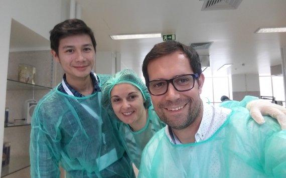 Dr. João Barosa participou em curso de Cirurgia Plástica da Face