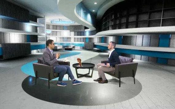 """Dr.  João Barosa no programa """"Dr Ajuda"""" do canal S+"""