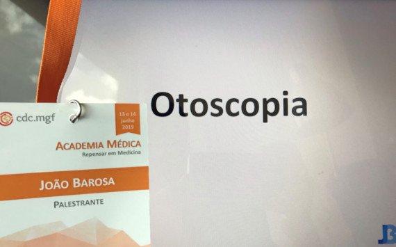 Dr. João Barosa participou no congresso Academia Médica